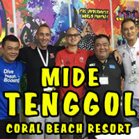 MIDE Malaysia Dive Expo 2016